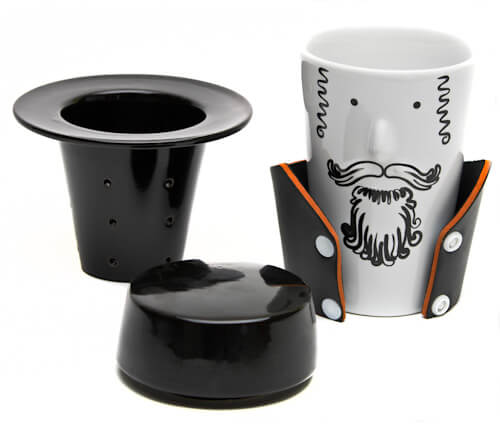 Rebbe 4PC Tea Set