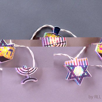 Chanukah Decorations