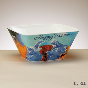 Exodus to Freedom Melamine Bowl