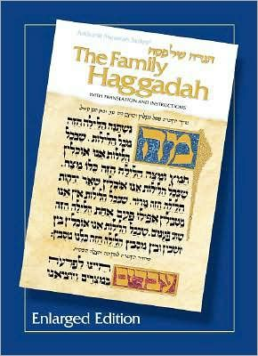Family Haggadah-Large Print Edition