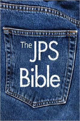 JPS Bible: Pockect Size Denim Softcover