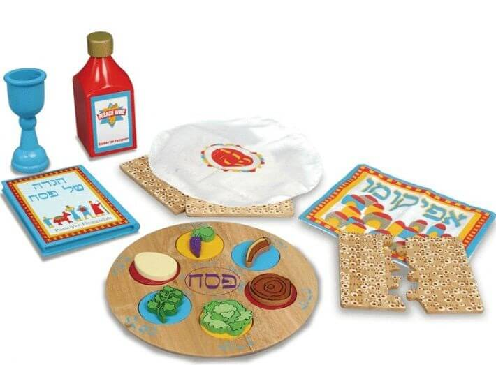 Children's Passover Games & Toys