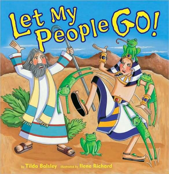 Let My People Go, by Tilda Balsley