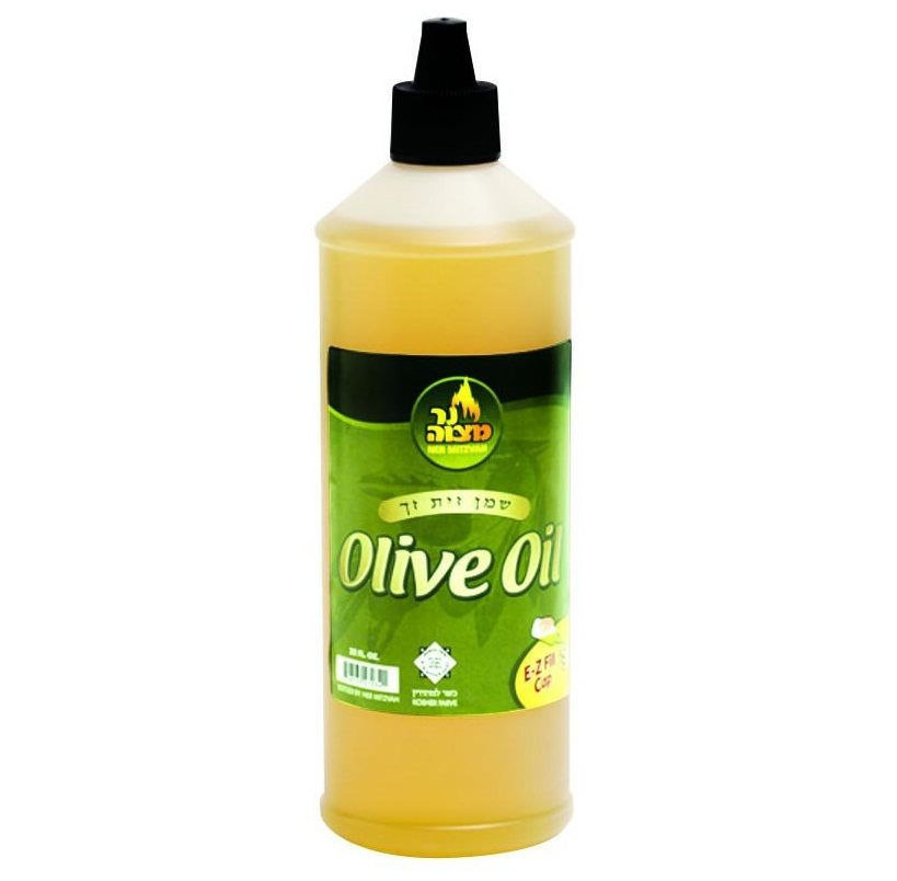 Olive Oil for Chanukah, 32 oz