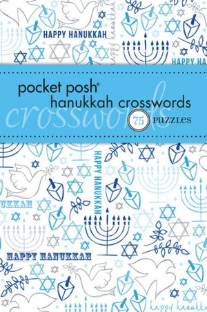 Pocket Posh Hanukkah Crosswords