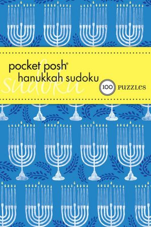 Pocket Posh Hanukah Sudoku