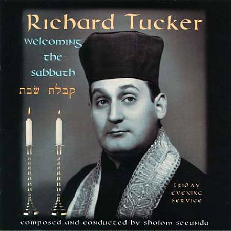 Welcoming the Sabbath, by Richard Tucker