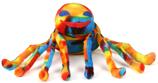 Sammy Spider Plush Toy Puppet
