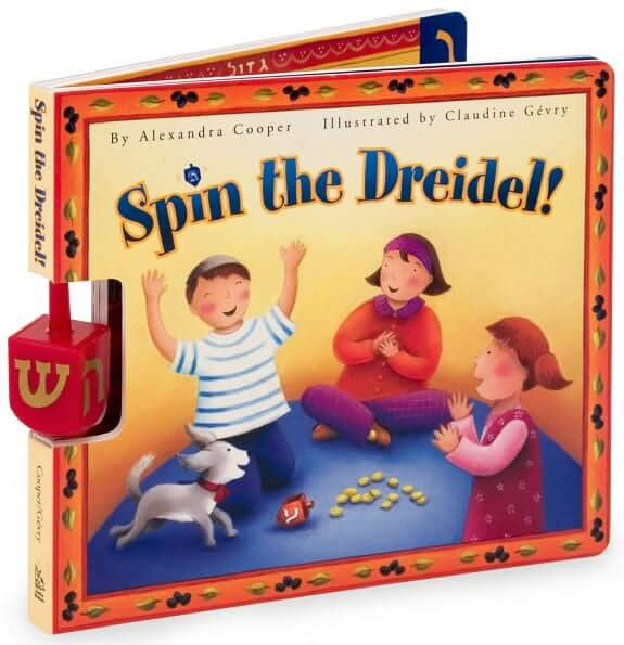 Spin The Dreidel, by Alexandra Cooper